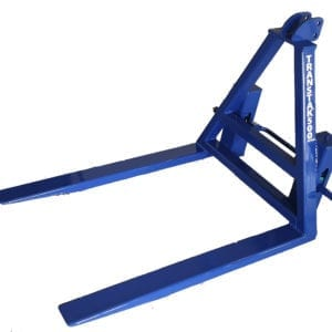 Transtak® 500BF Tractor 3 Point Linkage Bin Forks