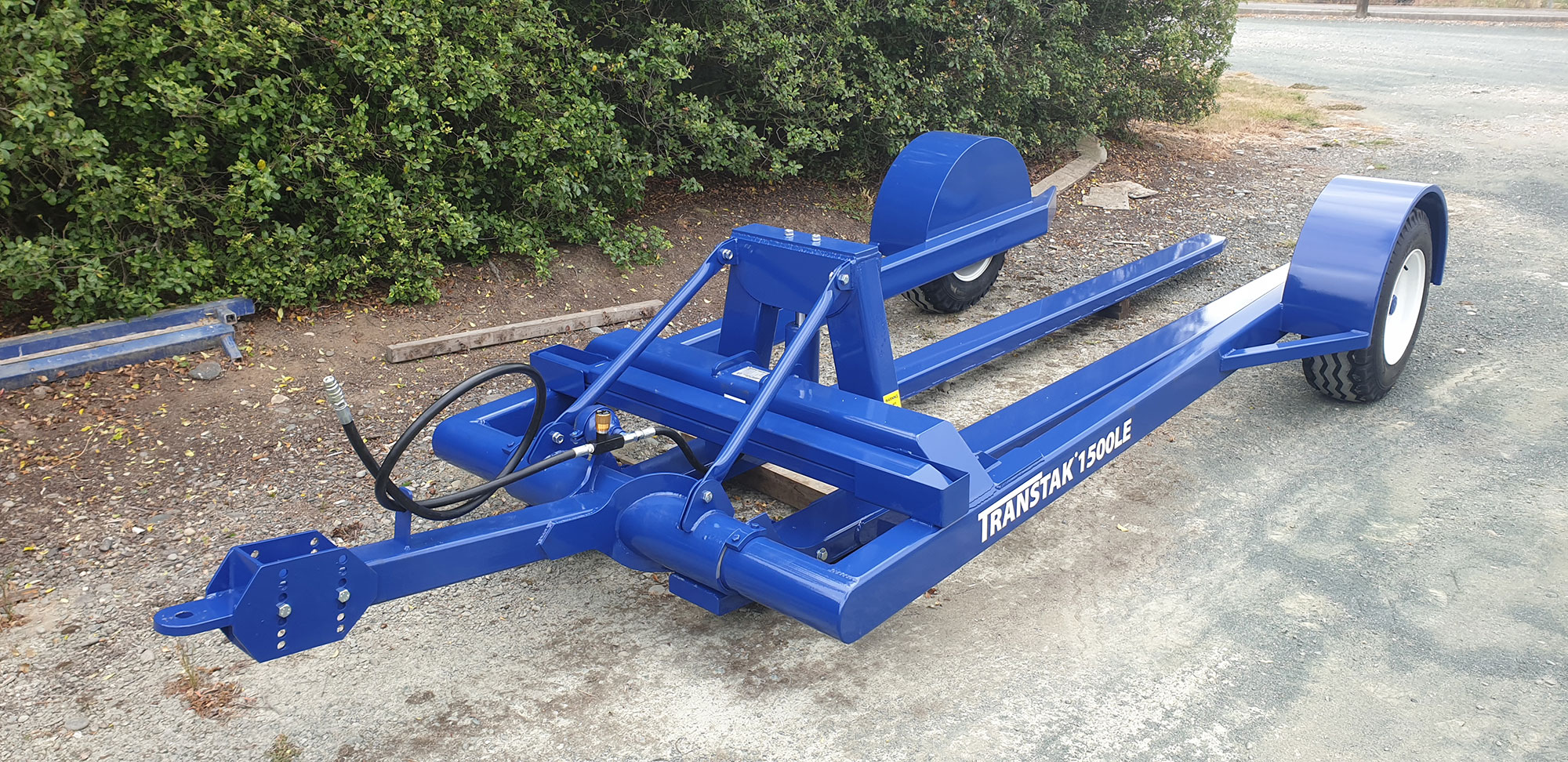 TRANSTAK 1500LE Fruit Bin Carrier Trailer