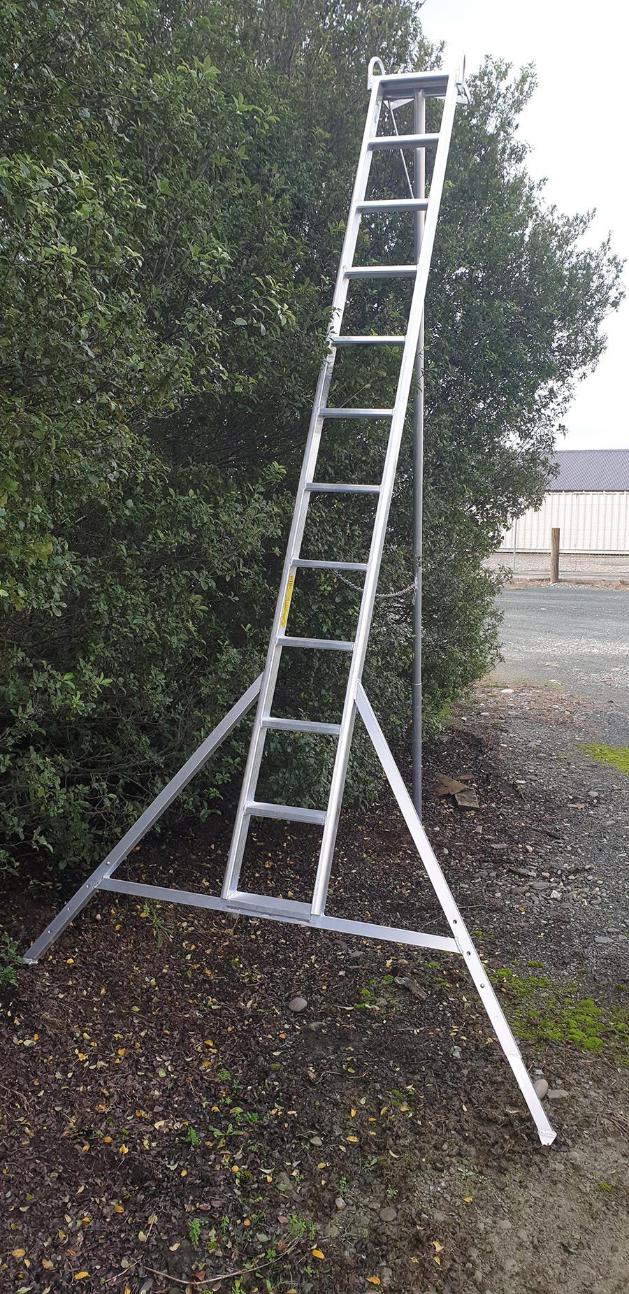 Property Care Ladder
