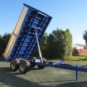 TransAg 12.0 Tonne Hydraulic Trailer