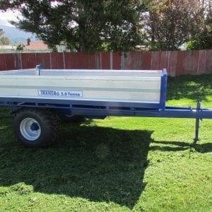 5 tonne trailer
