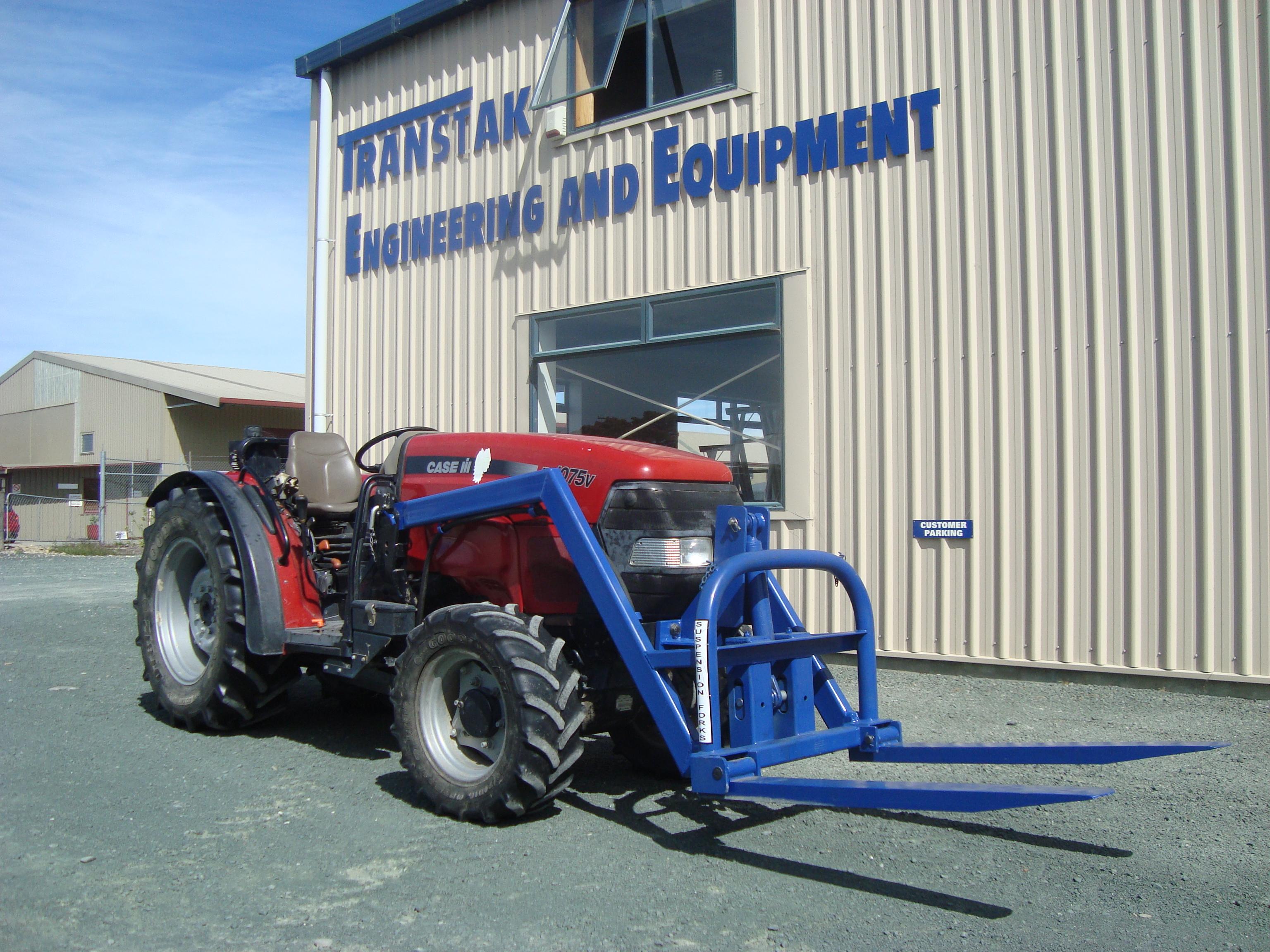 500FL Tractor Front Forks