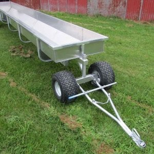 Feed Trough Trailers