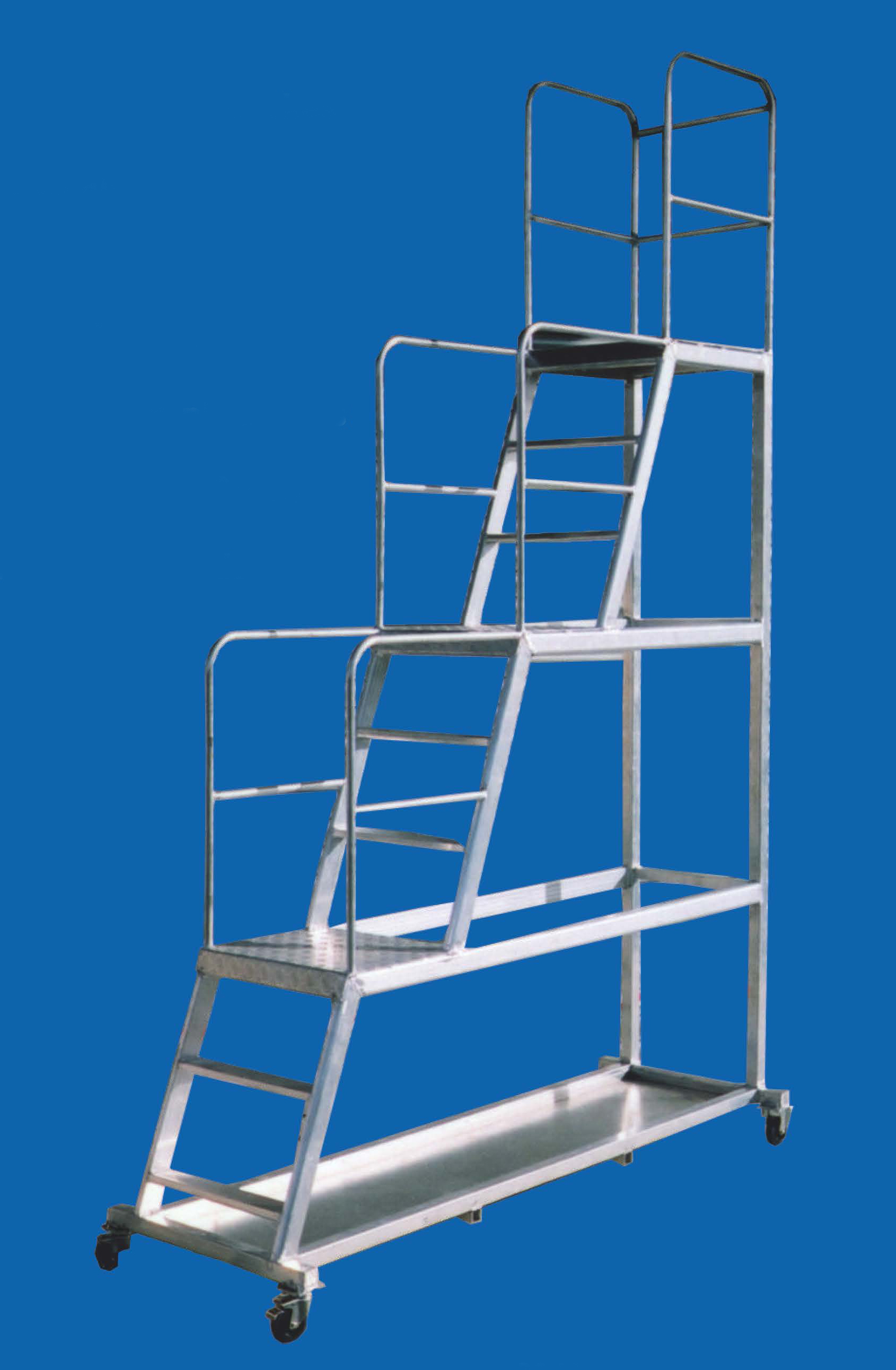 Barrel Store Wheeled Access Platform