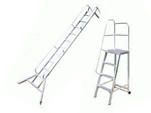 Tank Access Ladders