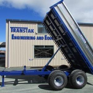 TransAg 8.0 Tonne Trailer Blue